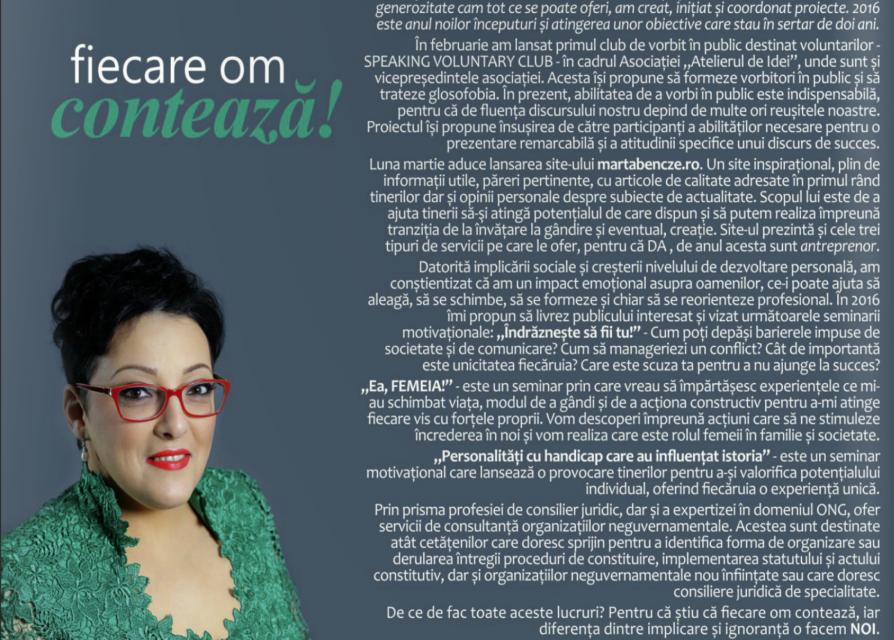 Revista Explore promovează femeia antreprenor