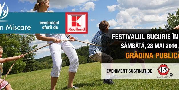 Festivalul Bucurie În Mișcare