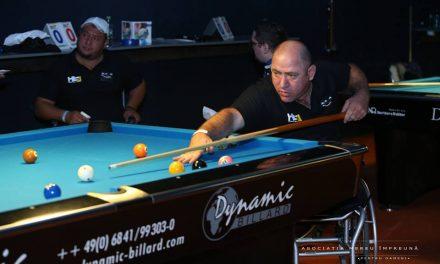 Competiția Națională de Biliard în Scaun Rulant