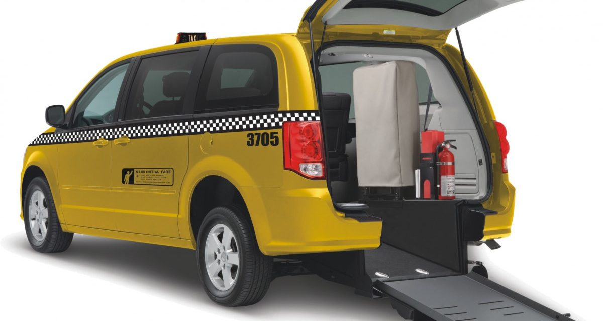 Galațiul are nevoie de câțiva ani pentru a avea transport accesibil în regim de taxi!