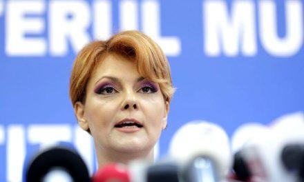 Doamna Lia Olguța Vasilescu și discriminarea pozitivă!