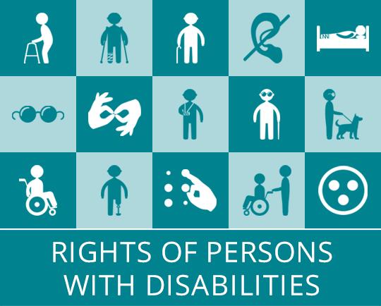 Convenția ONU privind drepturile persoanelor cu dizabilități a fost sechestrată de politicieni!