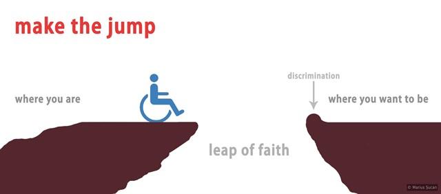 A fost aprobat modelul legitimației acordate persoanelor cu dizabilități!