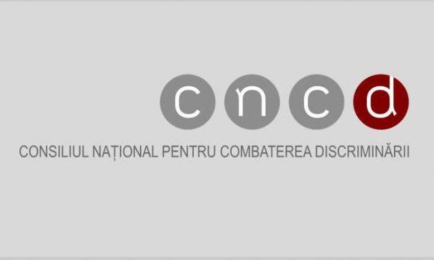 Cine reprezintă persoanele cu dizabilități în Colegiul Director al Consiliului Național pentru Combaterea Discriminării?